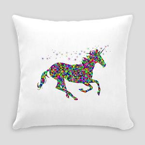 Unicorn Everyday Pillow