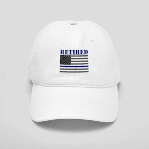 Thin Blue Line Retired Cap
