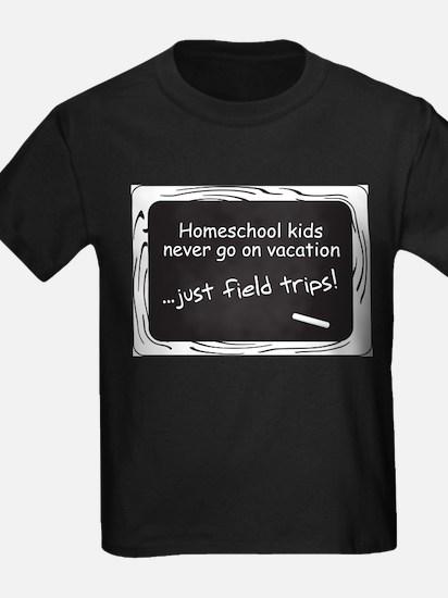 homeschoolKidsVacation.jpg T-Shirt