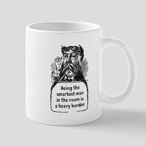 Smartest Man Mugs