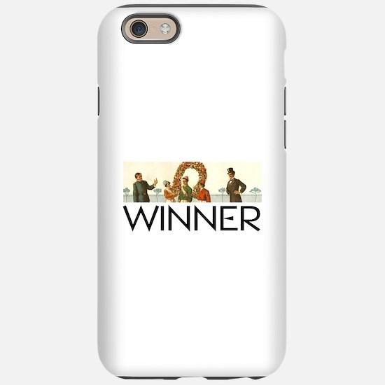 Horse Race Winner iPhone 6 Tough Case