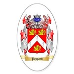 Peppard Sticker (Oval 50 pk)