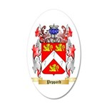 Peppard 20x12 Oval Wall Decal