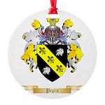 Pepin Round Ornament