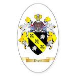 Pepin Sticker (Oval)