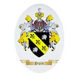 Pepin Oval Ornament