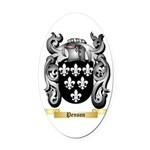 Penson Oval Car Magnet