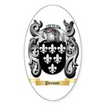 Penson Sticker (Oval 50 pk)