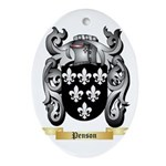 Penson Oval Ornament