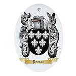 Penson Oval Ornament
