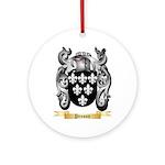 Penson Round Ornament