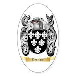 Pensom Sticker (Oval 50 pk)