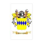 Pennington Sticker (Rectangle)