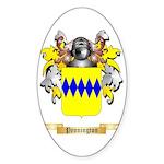 Pennington Sticker (Oval)