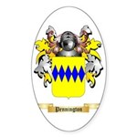 Pennington Sticker (Oval 50 pk)