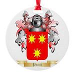 Penni Round Ornament