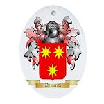 Pennetti Oval Ornament