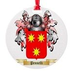 Pennelli Round Ornament