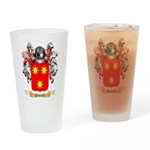 Pennelli Drinking Glass