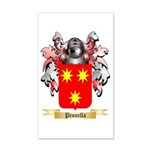 Pennella 20x12 Wall Decal