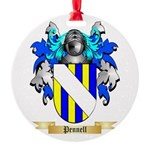 Pennell Round Ornament