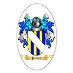 Pennell Sticker (Oval 10 pk)