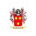Pennazzi Sticker (Rectangle 50 pk)
