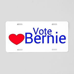 Love Bernie Sanders Aluminum License Plate