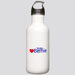 Love Bernie Sanders Stainless Water Bottle 1.0L