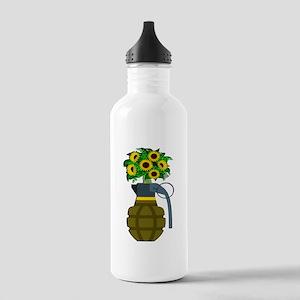 IRONIC CREATION Water Bottle