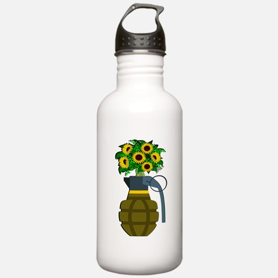 IRONIC CREATION Water Bottle
