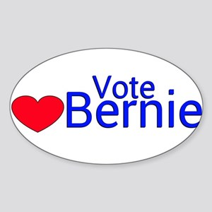 Love Bernie Sanders Sticker