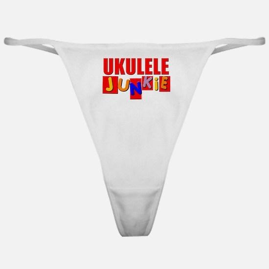 Red Ukulele Classic Thong