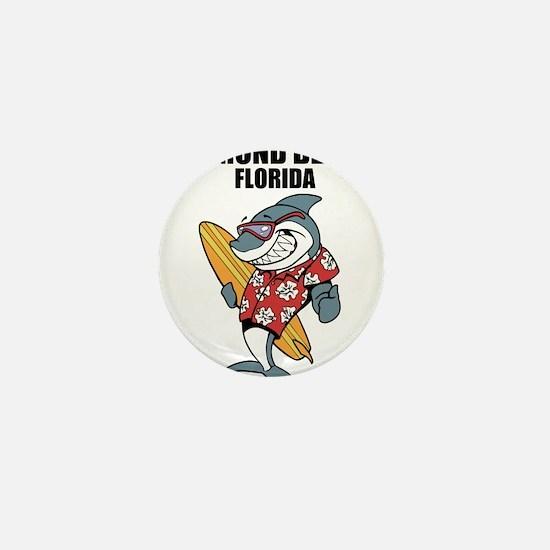 Ormond Beach, Florida Mini Button