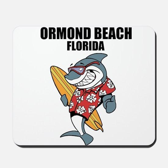 Ormond Beach, Florida Mousepad