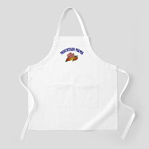 Mountain Mama BBQ Apron