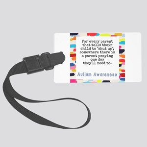 Be Thankful for What You Have Luggage Tag