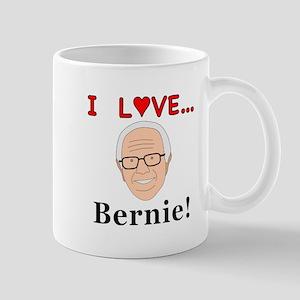 I Love Bernie Mug
