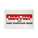 IndoTees.com Rectangle Magnet (10 pack)
