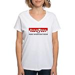 IndoTees.com Women's V-Neck T-Shirt