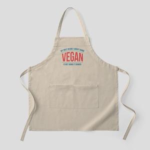 Vegan Regrets Apron