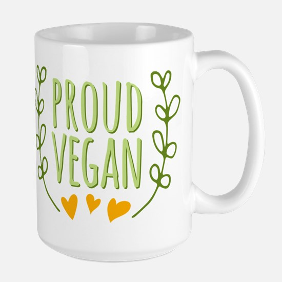 Proud Vegan Mugs