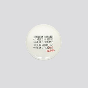 Human Milk is for Babies Mini Button