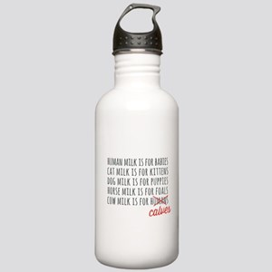 Human Milk is for Babies Water Bottle