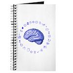 Brain Icon Journal