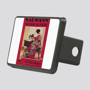 Vintage poster - Naumann S Rectangular Hitch Cover