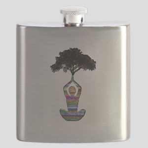 POISE FOR HARMONY Flask
