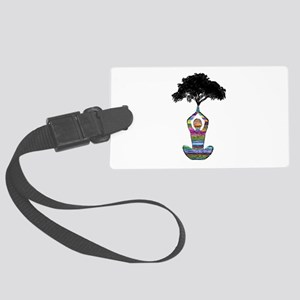 POISE FOR HARMONY Luggage Tag