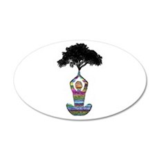 POISE FOR HARMONY Wall Decal