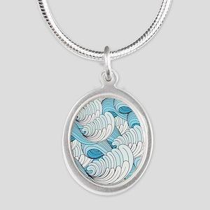 Ocean Waves Necklaces